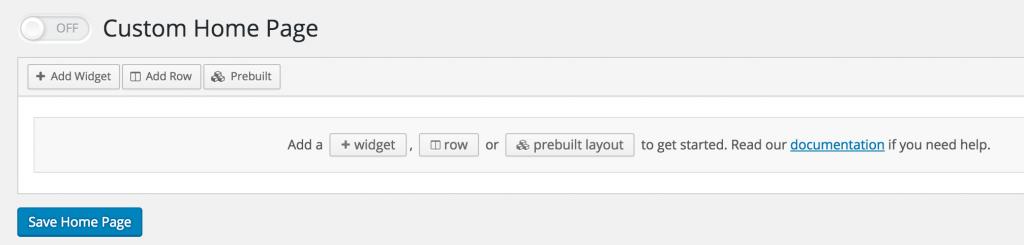 puro-custom-home-page