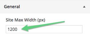 Ultra Site Max Width